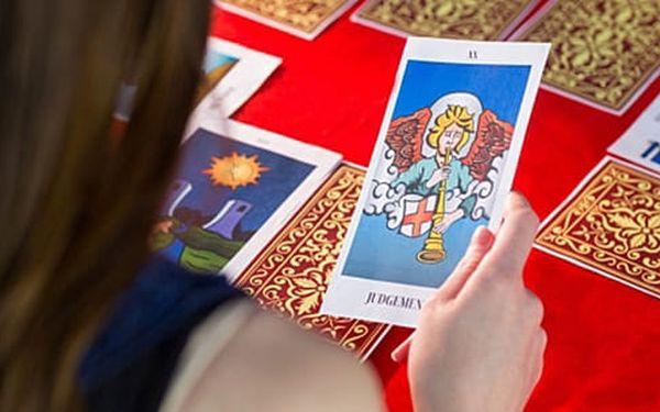 Vaše budoucnost a rozbor osobnosti e-mailem i osobně: výklad tarotových karet nebo strom života + numerologie5
