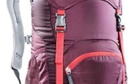 DEUTER Junior 18 l blackberry-aubergine dětský batoh dětský batoh