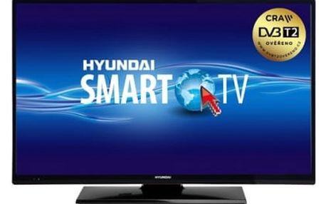 Televize Hyundai HLN 24T211 SMART černá