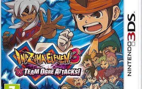 Inazuma Eleven 3: Team Ogre Attacks! (3DS) - NI3S3433