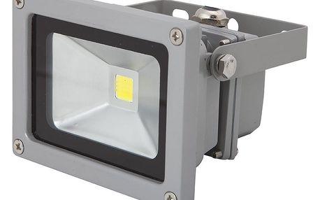 LEDMED COB LED VANA venkovní reflektorové svítidlo 10W, aluminium neutrální
