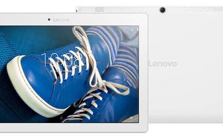 "Lenovo IdeaTab 2 A10-30 10,1"" - 16GB, LTE, bílá - ZA0D0086CZ + T-mobile Twist Online Internet, SIMka / microSIMka s kreditem 200 Kč"