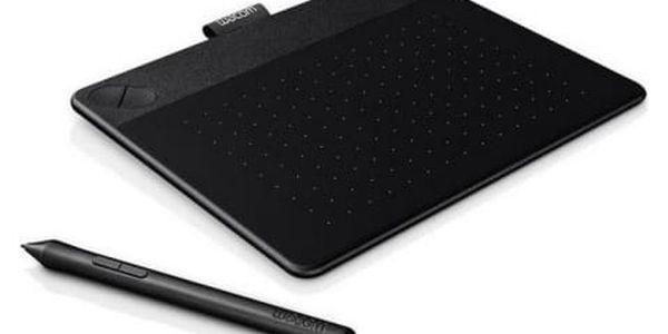 Tablet Wacom Intuos Art Pen&Touch S (CTH-490AK) černý