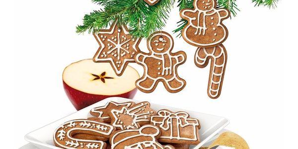 Vykrajovátka vánoční ozdoby Tescoma DELÍCIA 12 ks4