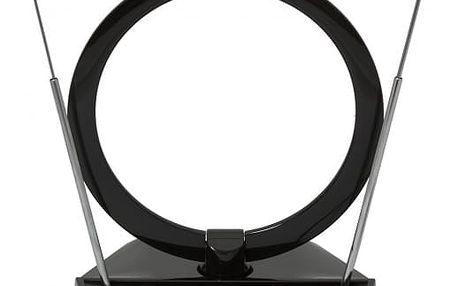 EVOLVEO Circle HD,aktivní pokojová DVB-T/T2 anténa