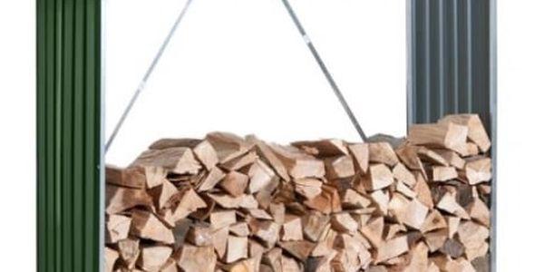 Přístřešek na dřevo Duramax