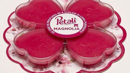PETALI vonné vosky Magnólie, vůně 4x8hodin