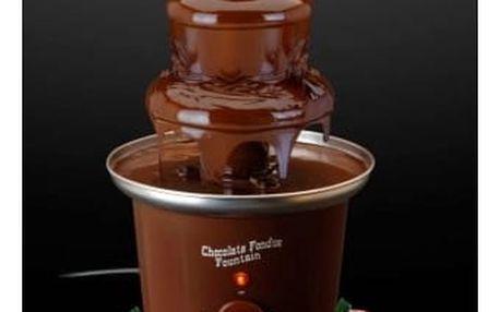 Čokoládová fontána hnědá 32 cm EXCELLENT KO-170294730