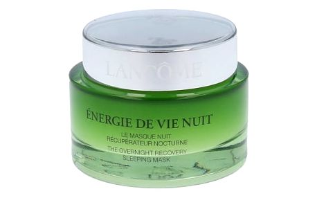 Lancome Énergie De Vie Nuit 75 ml pleťová maska pro ženy