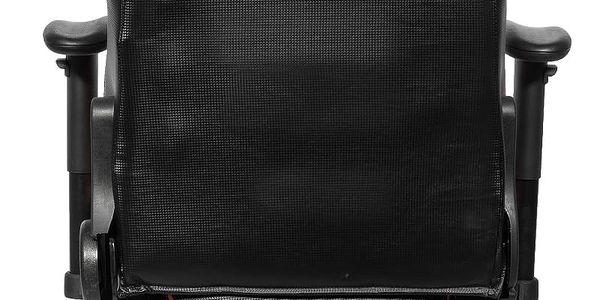 Herní židle Arozzi TORRETTA (TORRETTA-RD) černá/červená + DOPRAVA ZDARMA3
