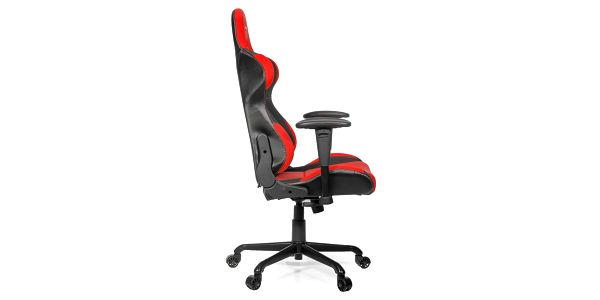 Herní židle Arozzi TORRETTA (TORRETTA-RD) černá/červená + DOPRAVA ZDARMA4