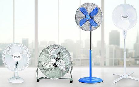 S chladnou hlavou: velký výběr ventilátorů