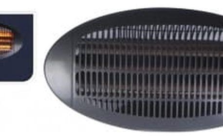 Ohřevná topná lampa nástěnná infrazářič 2000W ProGarden KO-YT2000040