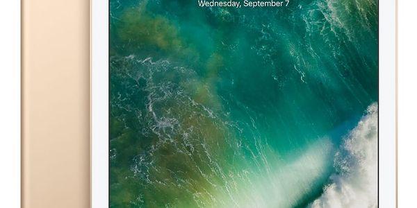 Dotykový tablet Apple (2017) Wi-Fi+Cellular 32 GB - Gold (MPG42FD/A) + DOPRAVA ZDARMA2