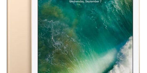 Dotykový tablet Apple (2017) Wi-Fi+Cellular 32 GB - Gold (MPG42FD/A) + DOPRAVA ZDARMA