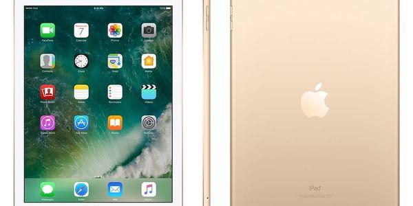 Dotykový tablet Apple (2017) Wi-Fi+Cellular 32 GB - Gold (MPG42FD/A) + DOPRAVA ZDARMA4
