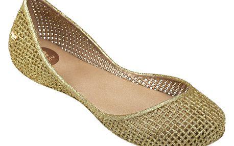 Zaxy zlaté balerínky Amora Fem Gold