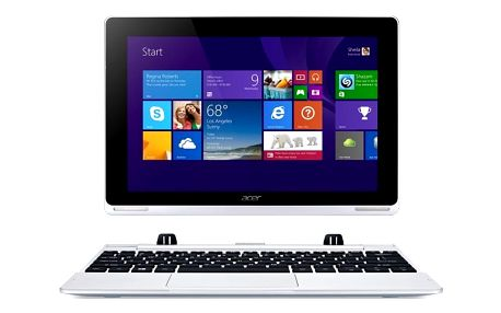 Acer Aspire Switch 10 NT.L6HEC.005, bílá