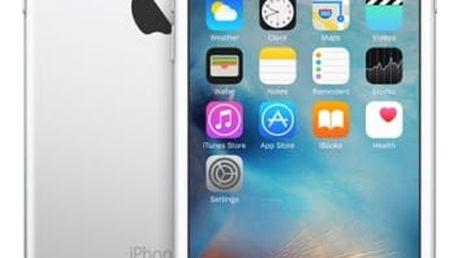 Mobilní telefon Apple 32GB- Silver (MN0X2CN/A)
