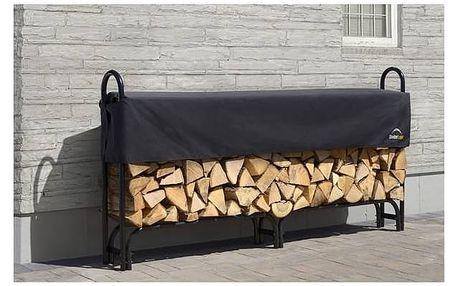 Přístřešek na dřevo ShelterLogic délka 2,4 m + Doprava zdarma