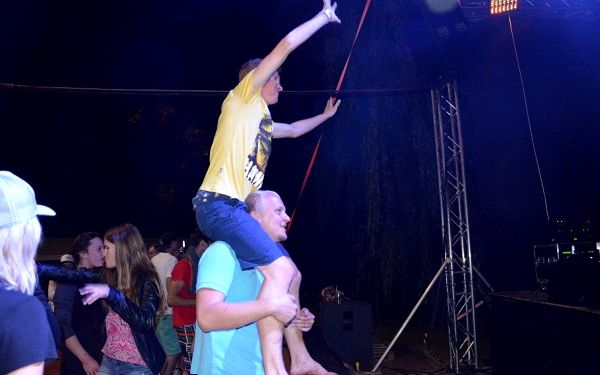 Vstupenka na hudební festival End of Summer3