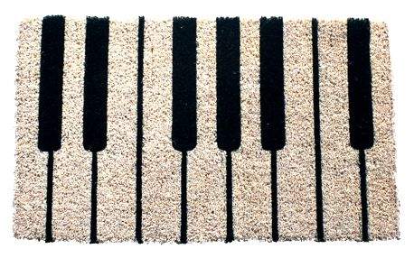 Rohožka Entryways Piano, 40x60cm