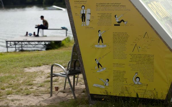 Wakeboarding (vlek) So-Ne, 1 hodina, počet osob: 1, Jedovnice (Jihomoravský kraj)2