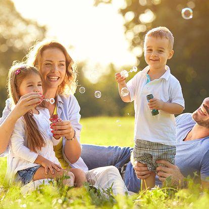 Pohodový rodinný pobyt v Krkonoších s polopenzí