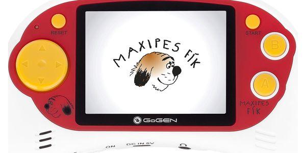 Herní konzole GoGEN Maxipes Fík MAXI HRY 150 W bílá3