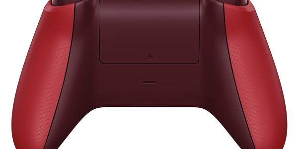 Gamepad Microsoft Wireless (WL3-00028) červený4