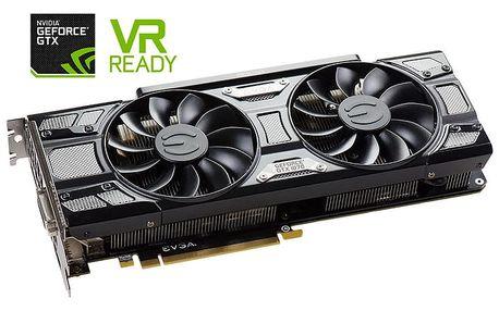 EVGA GeForce GTX 1070 SC GAMING ACX 3.0 Black Edition, 8GB GDDR5 - 08G-P4-5173-KR