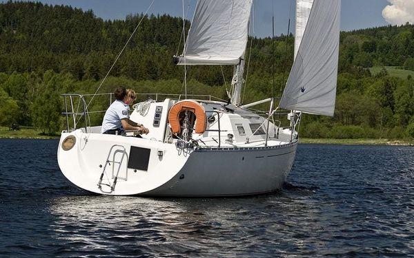 Kurz jachtingu, 1 den (6 hodin), počet osob: 2, Areál Landal Mariny (Jihočeský kraj)2