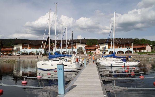 Jachting Lipno, 1 den (cca 6 hodin), počet osob: 2, Areál Landal Mariny (Jihočeský kraj)3