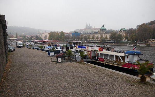 Plavba centrem Prahy s obědem, 2 hodiny, počet osob: 2, Praha (Praha)4