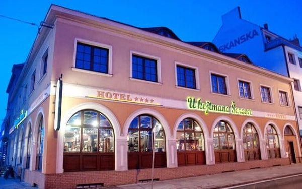 Hotel U hejtmana Šarovce ****