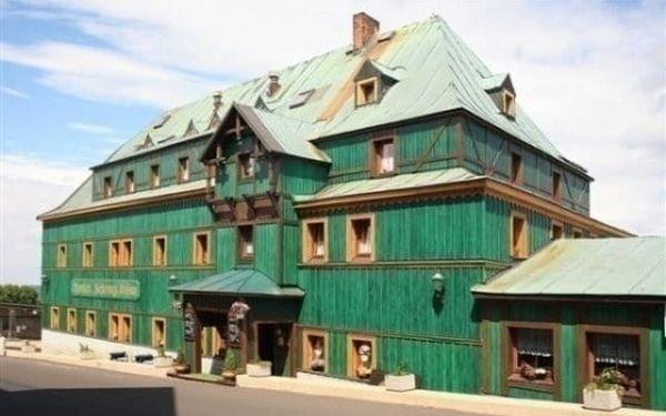 Hotel Zelený Dům