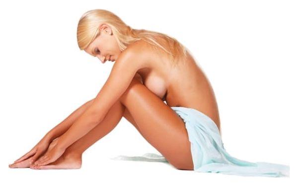 IPL epilace - permanentka na 5 ošetření různých částí těla