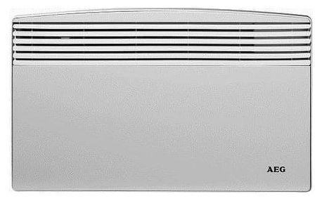 Teplovzdušný konvektor AEG-HC WKL 2003 U bílý + Doprava zdarma