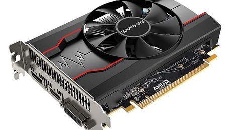 Sapphire Radeon PULSE RX550 4GB, 4GB GDDR5 - 11268-01-20G
