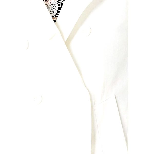 kabát Desigual Abrig Draco blanco3