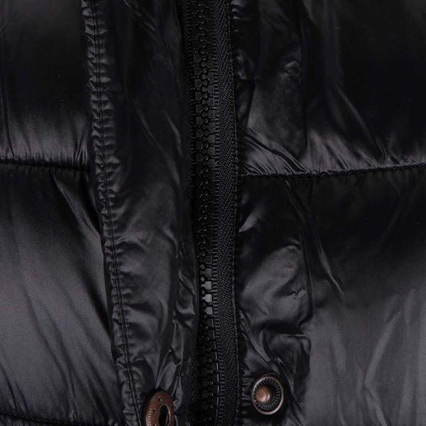 Černá dámská prošívaná bunda PEP Sonna4