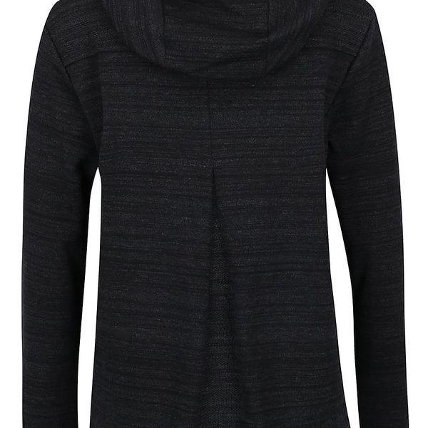 Černá dámská mikina s kapucí Nike4