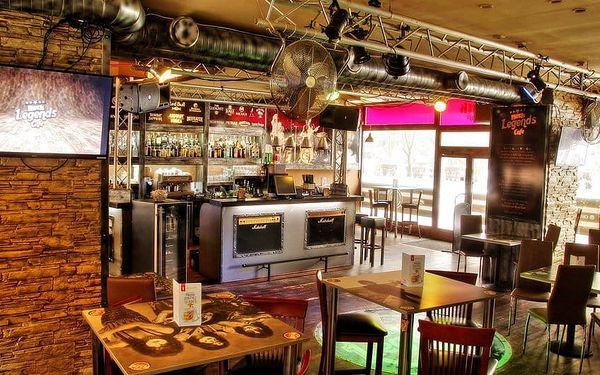 The Legends Rock Cafe