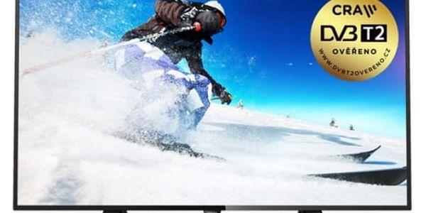 Televize Philips 32PHS4131 černá