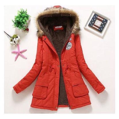 Dámská zimní bunda Jane