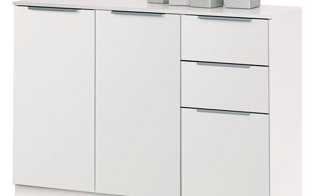 Prádelník CHEST 250532 bílý