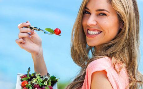 Výživová konzultace s analýzou těla + tři snídaně