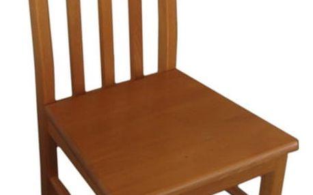 Židle Drewmix Boss XIII - olše/celodřevěná