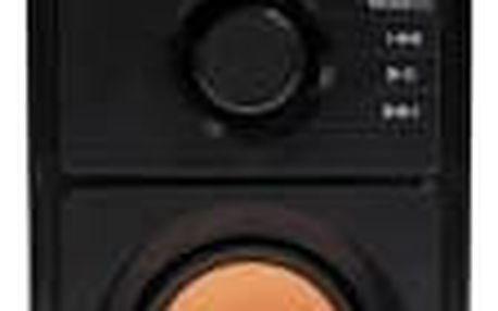 MediaTech BoomBox BT MT3145, černá - ★ SLEVA ve výši DPH - najdeš v košíku!,