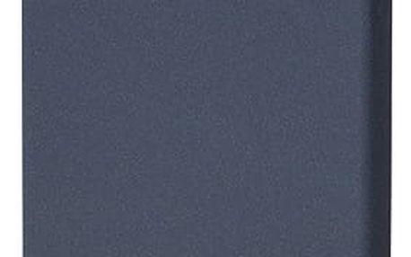 EPICO pružný plastový kryt pro iPhone 5/5S/SE RUBY - tmavě modrý - 1110101600025